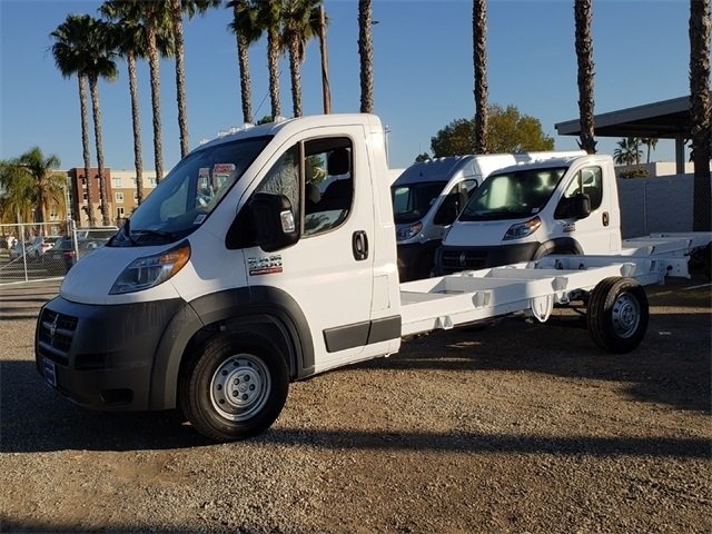 2018 ProMaster 3500 Standard Roof FWD,  Cab Chassis #JE155166 - photo 4