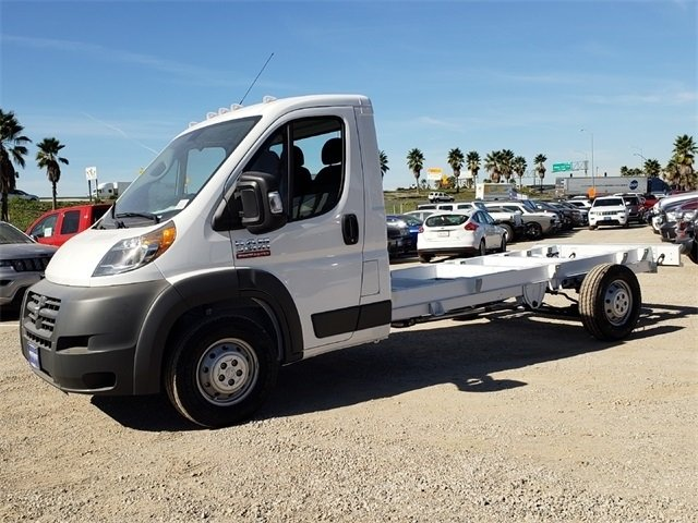 2018 ProMaster 3500 Standard Roof FWD,  Cab Chassis #JE157233 - photo 4