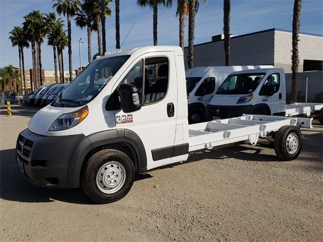 2018 ProMaster 3500 Standard Roof FWD,  Cab Chassis #JE157234 - photo 4