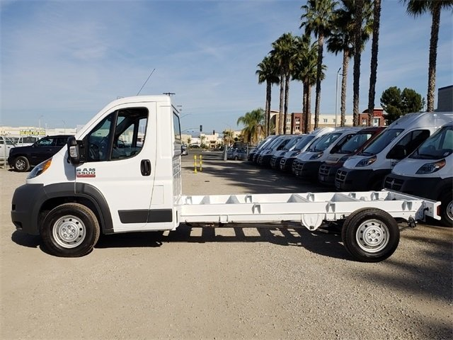 2018 ProMaster 3500 Standard Roof FWD,  Cab Chassis #JE157234 - photo 5