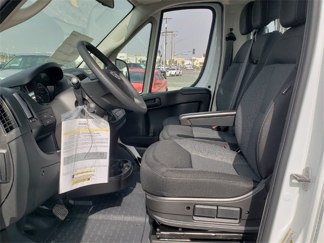 2018 ProMaster 3500 Standard Roof FWD,  Cab Chassis #JE157235 - photo 7