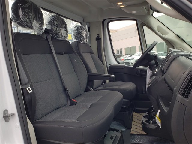 2018 ProMaster 3500 Standard Roof FWD,  Cab Chassis #JE157236 - photo 8