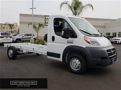 2018 ProMaster 3500 Standard Roof FWD,  Cab Chassis #JE157236 - photo 3