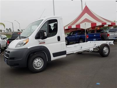 2018 ProMaster 3500 Standard Roof FWD,  Cab Chassis #JE157236 - photo 1