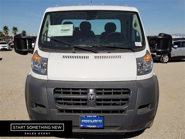 2018 ProMaster 3500 Standard Roof FWD,  Cab Chassis #JE157239 - photo 3