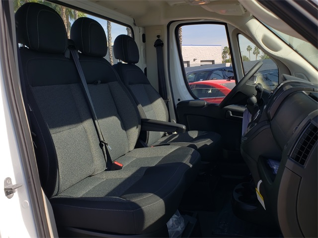 2018 ProMaster 3500 Standard Roof FWD,  Cab Chassis #JE157239 - photo 8