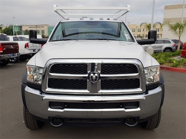 2018 Ram 4500 Crew Cab DRW 4x2,  Scelzi Contractor Body #JG352188 - photo 3
