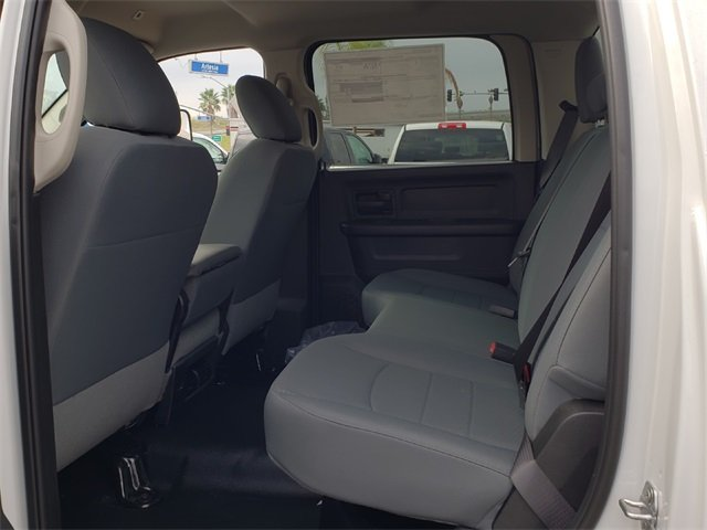 2018 Ram 4500 Crew Cab DRW 4x2,  Scelzi Contractor Body #JG352188 - photo 7