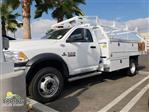 2018 Ram 5500 Regular Cab DRW 4x2,  Contractor Body #JG352284 - photo 1