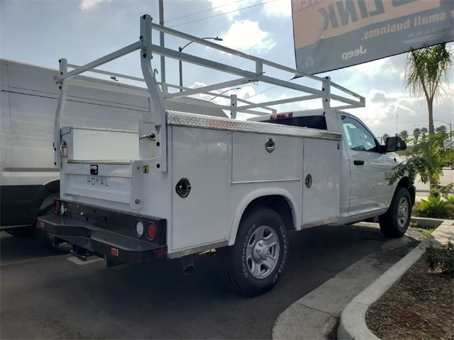 2018 Ram 2500 Regular Cab 4x2,  Royal Service Body #JG356210 - photo 5