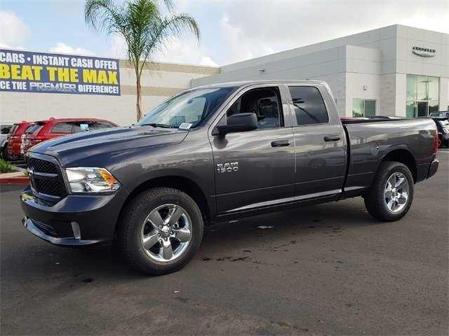 2018 Ram 1500 Quad Cab 4x2,  Pickup #JS340798 - photo 4