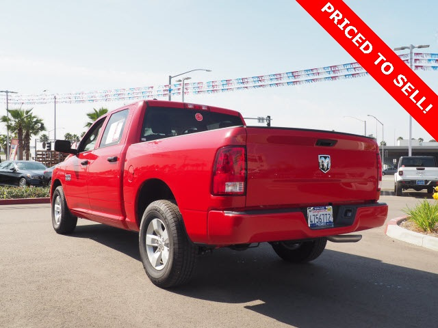 2018 Ram 1500 Crew Cab 4x2,  Pickup #JS350725 - photo 5