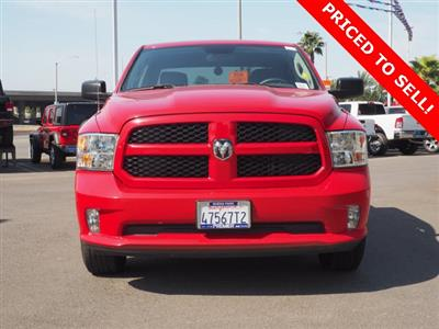 2018 Ram 1500 Crew Cab 4x2,  Pickup #JS350725 - photo 1