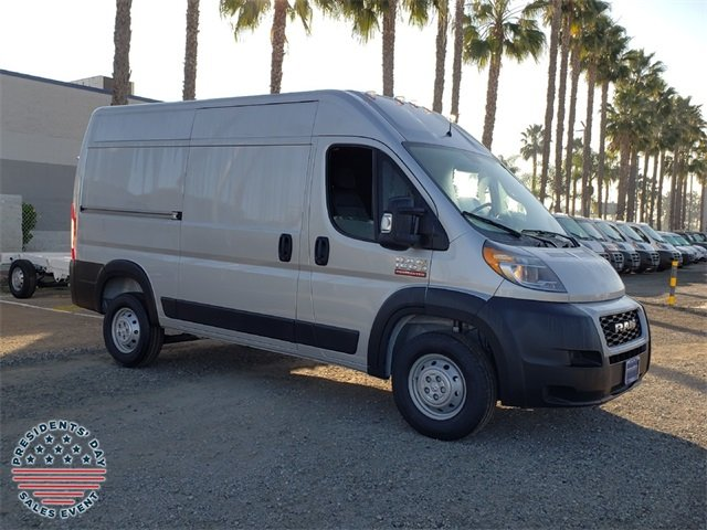 2019 ProMaster 1500 High Roof FWD,  Empty Cargo Van #KE500700 - photo 1