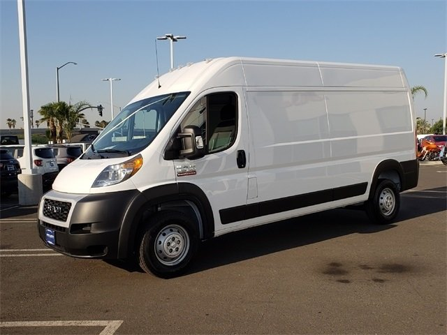 2019 ProMaster 2500 High Roof FWD,  Empty Cargo Van #KE501491 - photo 4