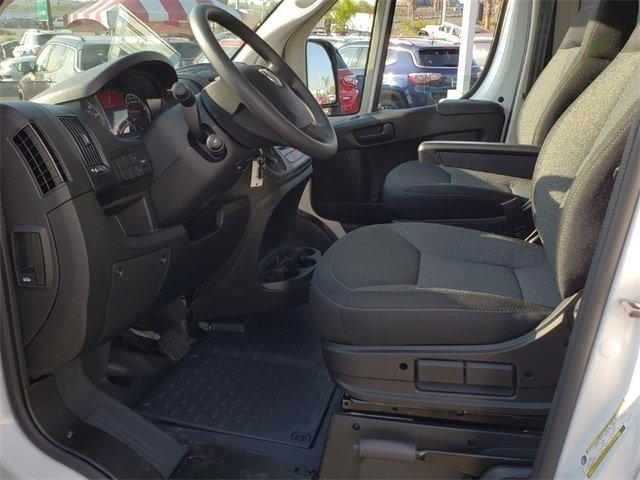 2019 ProMaster 2500 High Roof FWD,  Empty Cargo Van #KE501491 - photo 6