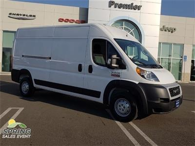 2019 ProMaster 2500 High Roof FWD,  Empty Cargo Van #KE501491 - photo 1