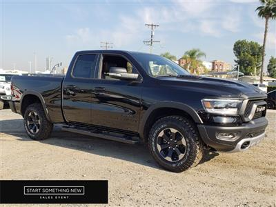 2019 Ram 1500 Quad Cab 4x4,  Pickup #KN645165 - photo 1