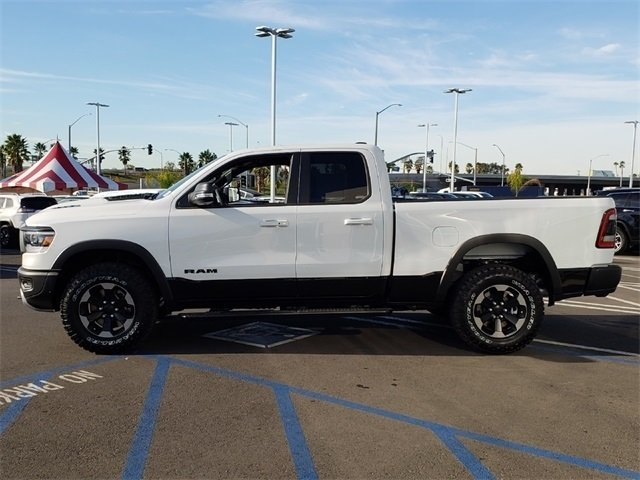 2019 Ram 1500 Quad Cab 4x4,  Pickup #KN671271 - photo 5