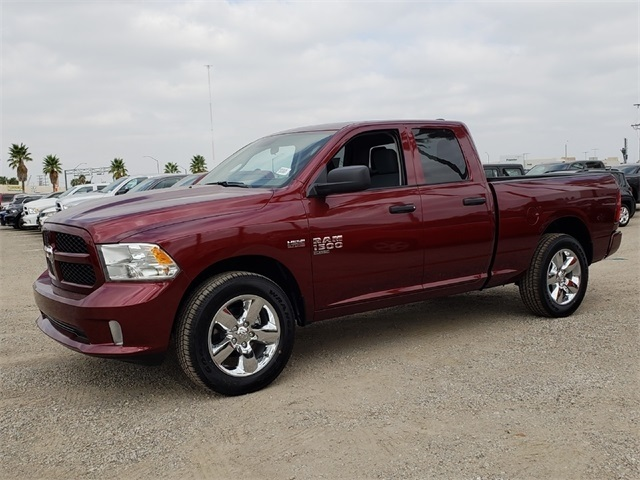2019 Ram 1500 Quad Cab 4x2,  Pickup #KS503194 - photo 1