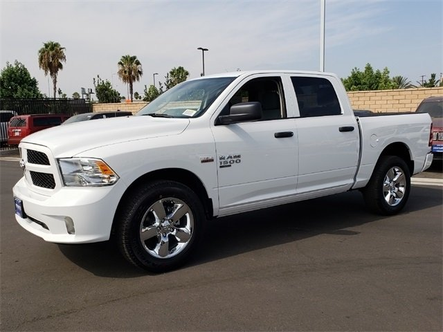 2019 Ram 1500 Crew Cab 4x4,  Pickup #KS508649 - photo 4