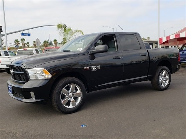 2019 Ram 1500 Crew Cab 4x4,  Pickup #KS508650 - photo 4