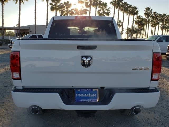 2019 Ram 1500 Crew Cab 4x4,  Pickup #KS513630 - photo 2