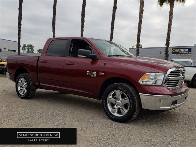 2019 Ram 1500 Crew Cab 4x4,  Pickup #KS519017 - photo 3