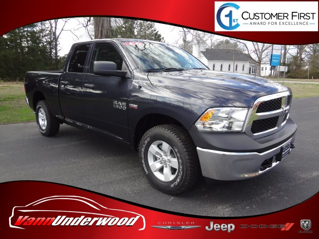 2018 Ram 1500 Quad Cab 4x4,  Pickup #R5456 - photo 1