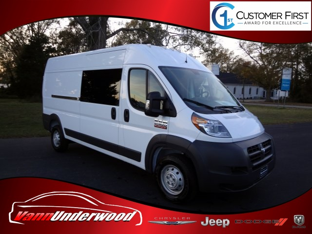 2018 ProMaster 2500 High Roof FWD,  Empty Cargo Van #R5465 - photo 1