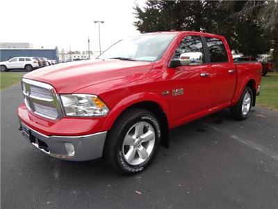 2018 Ram 1500 Crew Cab 4x4,  Pickup #R5473 - photo 21