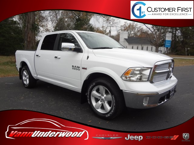 2018 Ram 1500 Crew Cab,  Pickup #R5487 - photo 1