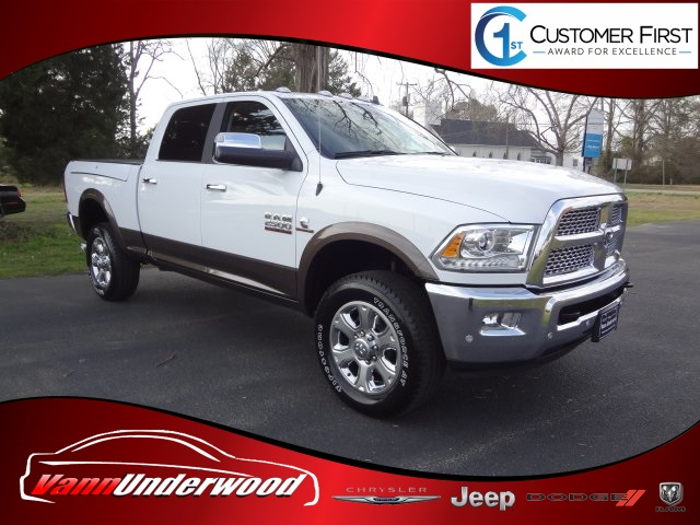2018 Ram 2500 Crew Cab 4x4,  Pickup #R5493 - photo 1