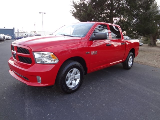 2018 Ram 1500 Crew Cab 4x2,  Pickup #R5499 - photo 18