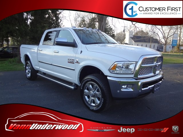 2018 Ram 2500 Crew Cab 4x4,  Pickup #R5515 - photo 1