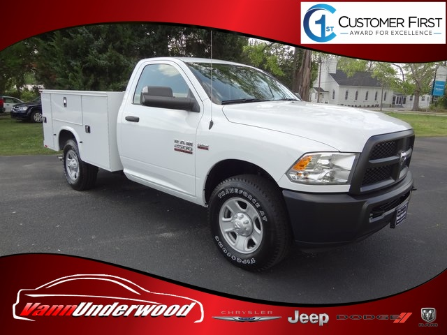 2018 Ram 2500 Regular Cab,  Knapheide Standard Service Body #R5519 - photo 1
