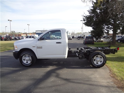 2018 Ram 2500 Regular Cab 4x2,  Cab Chassis #R5529 - photo 3