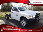 2018 Ram 2500 Regular Cab 4x2,  Cab Chassis #R5529 - photo 1