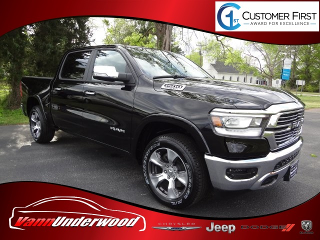 2019 Ram 1500 Crew Cab 4x4,  Pickup #R5535 - photo 1