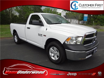 2018 Ram 1500 Regular Cab 4x4,  Pickup #R5538 - photo 1