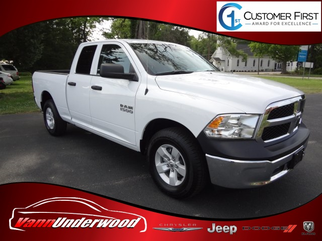 2018 Ram 1500 Quad Cab 4x2,  Pickup #R5545 - photo 1
