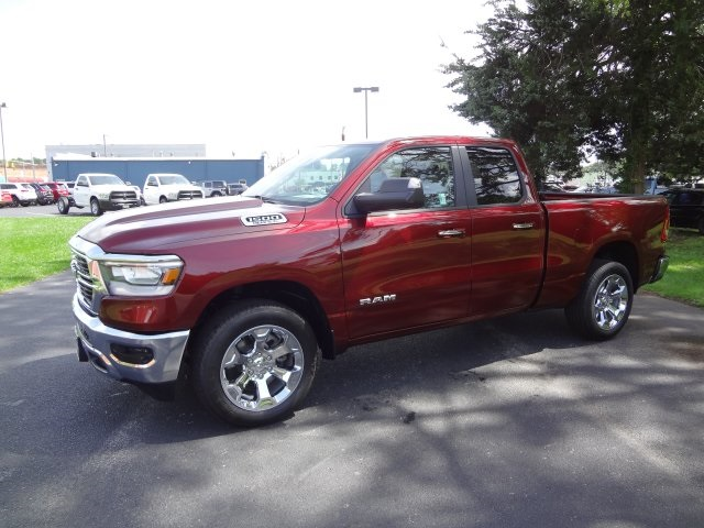2019 Ram 1500 Quad Cab 4x4,  Pickup #R5546 - photo 22
