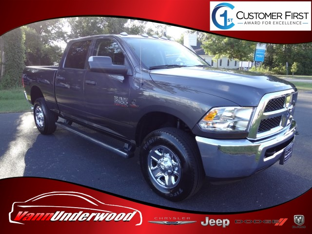 2018 Ram 2500 Crew Cab 4x4,  Pickup #R5560 - photo 1