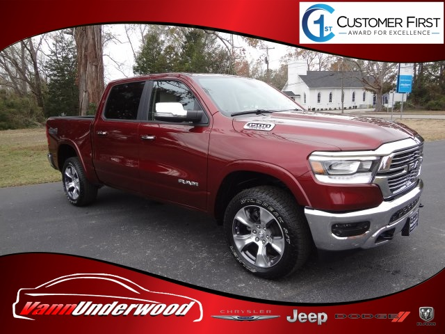 2019 Ram 1500 Crew Cab 4x4,  Pickup #R5606 - photo 1