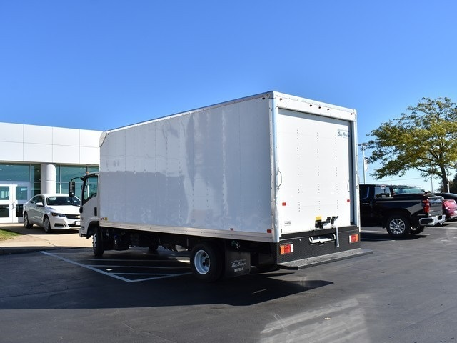 2017 LCF 4500HD Regular Cab 4x2,  Bay Bridge Dry Freight #C171073 - photo 2