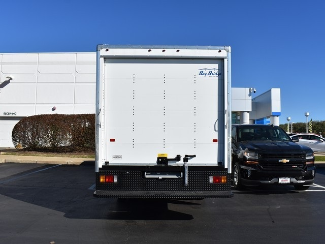 2017 Low Cab Forward Regular Cab 4x2,  Cab Chassis #C171073 - photo 5