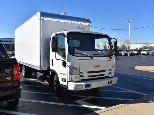 2017 LCF 4500HD Regular Cab 4x2,  Bay Bridge Dry Freight #C171073 - photo 8