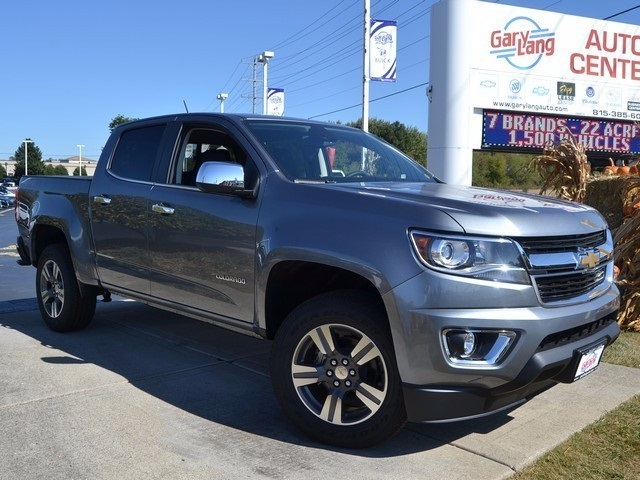 2018 Colorado Crew Cab 4x4,  Pickup #C180153 - photo 3