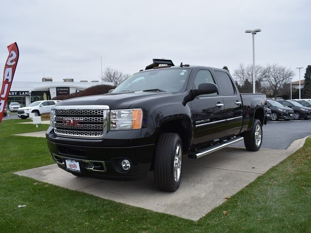 2013 Sierra 2500 Crew Cab 4x4,  Pickup #C180271A - photo 6