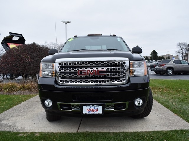 2013 Sierra 2500 Crew Cab 4x4,  Pickup #C180271A - photo 7